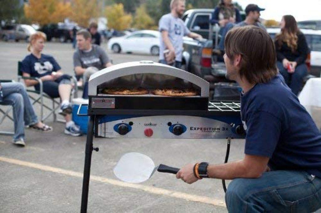 Camp chef atisan pizza oven 90 - photo 3