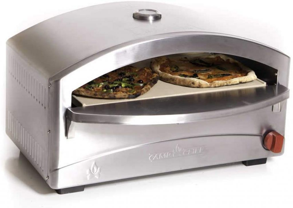 Camp chef italia artisan pizza oven - photo 2