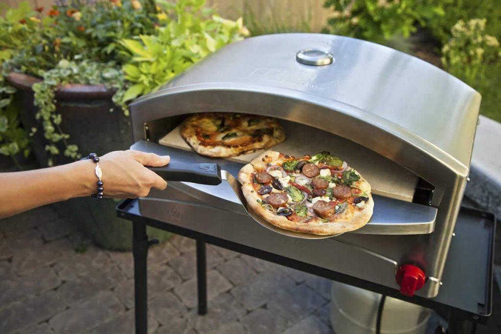 Camp chef italia artisan pizza oven - photo 3