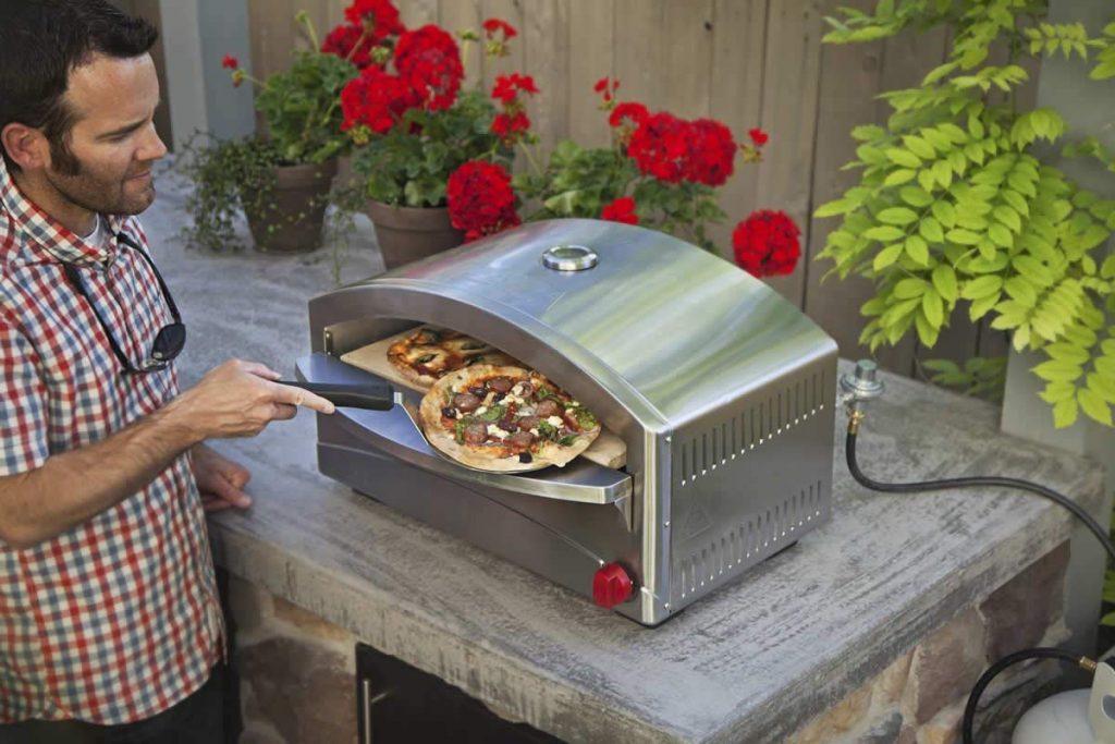 Camp chef italia artisan pizza oven - photo 4