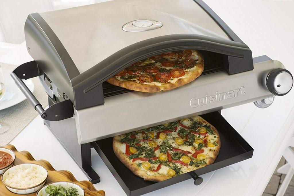 Cuisinart cpo 600 outdoor pizza oven - photo 2