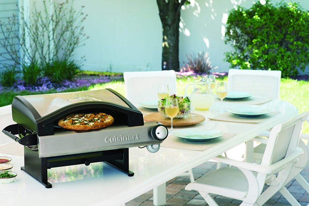 Cuisinart cpo 600 outdoor pizza oven - photo 4