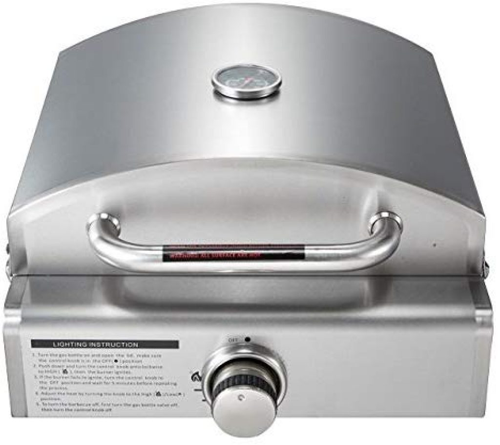 Mont alpi pizza oven grill - photo 4