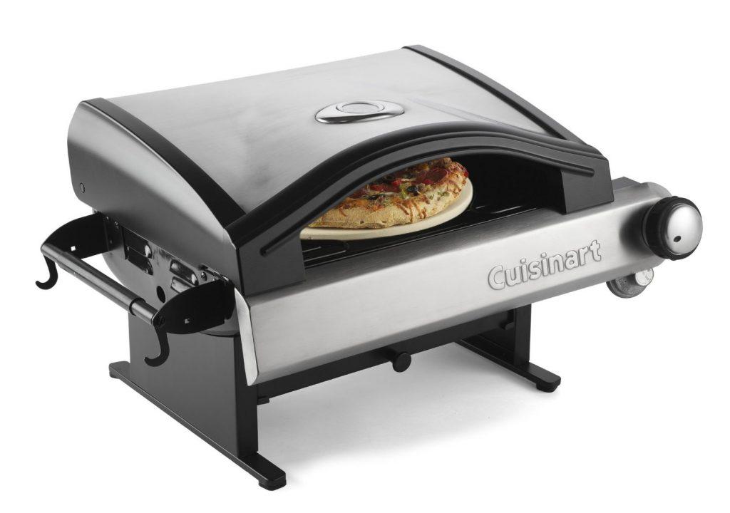Portable propane pizza oven - photo 2