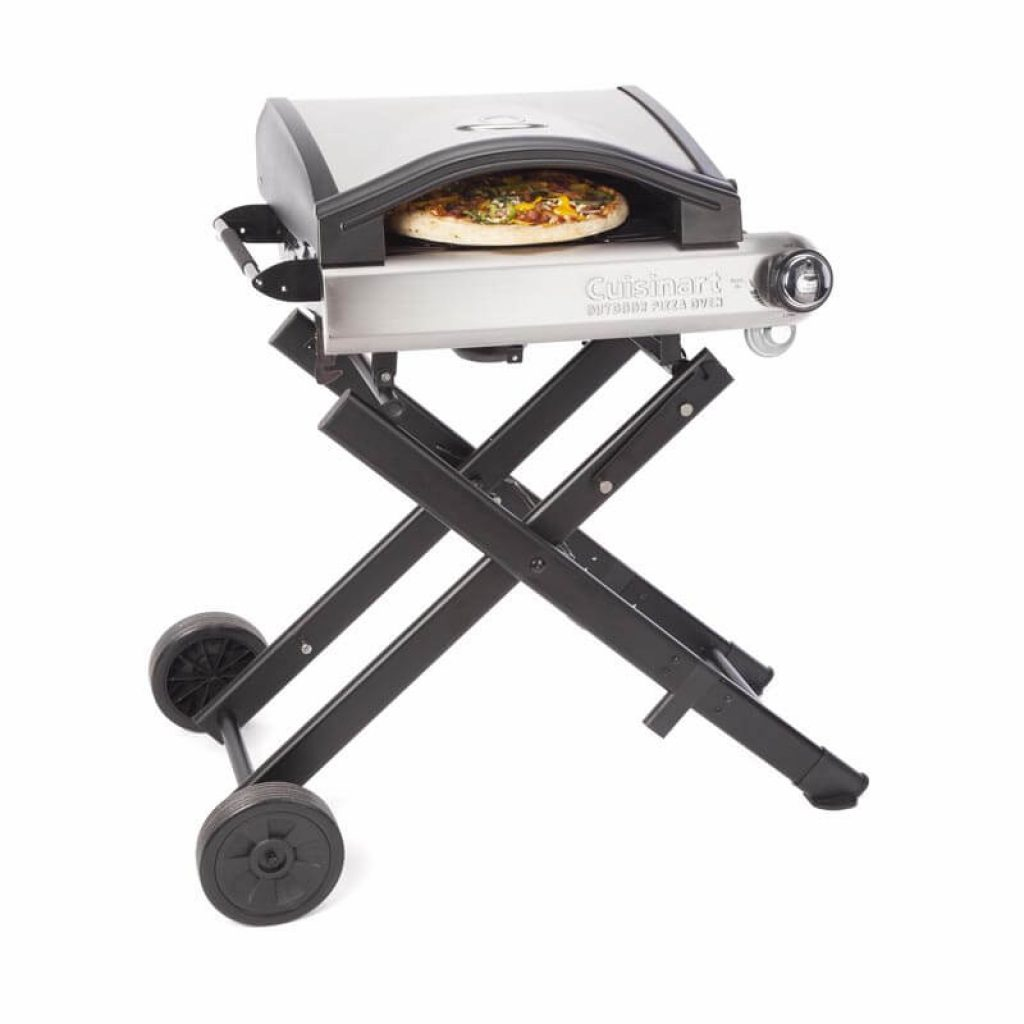 Portable propane pizza oven - photo 4