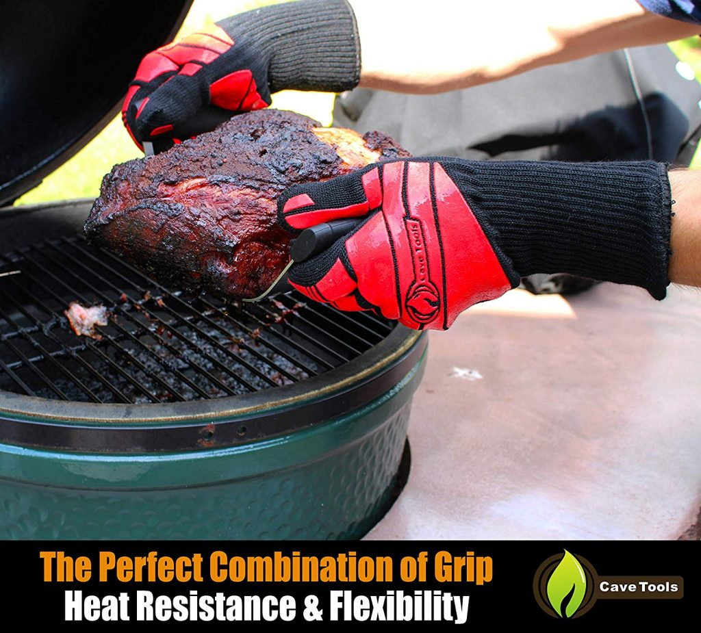 Cave Tools bbq gloves - photo 1