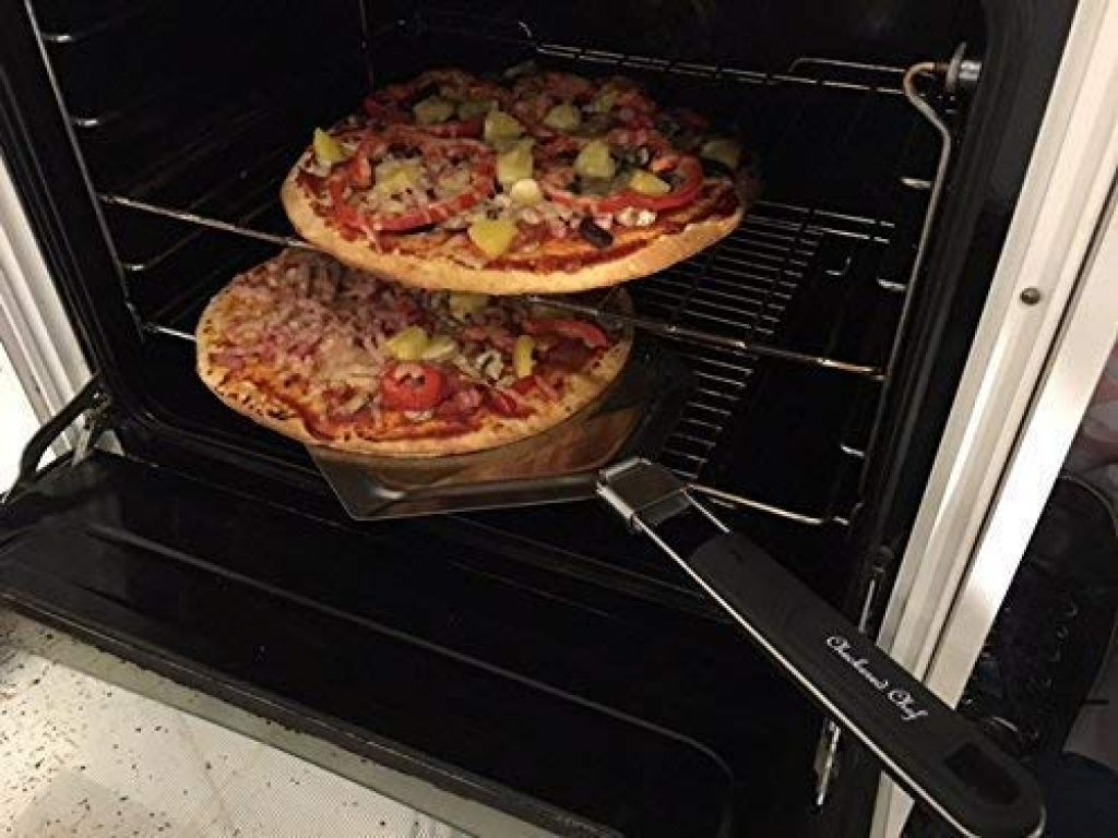 Checkeredchef stainless steel pizza - photo 3