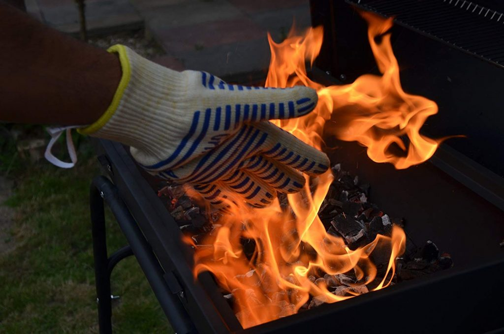 Heat Resistant Gloves Certified - photo 3