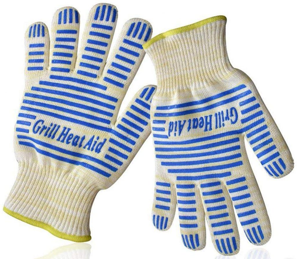 Heat Resistant Gloves Certified - photo 2