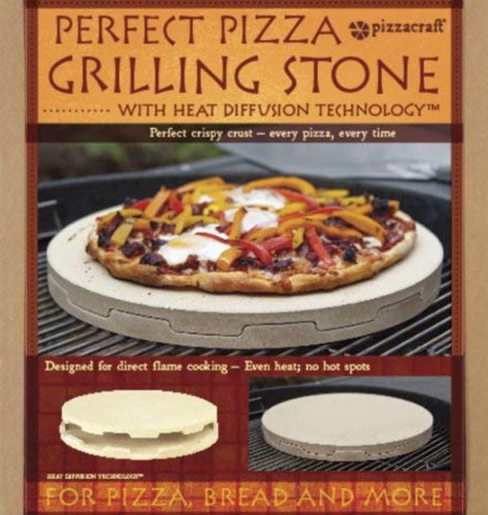 Pizzacraft perfect pizza grilling stone - photo 3