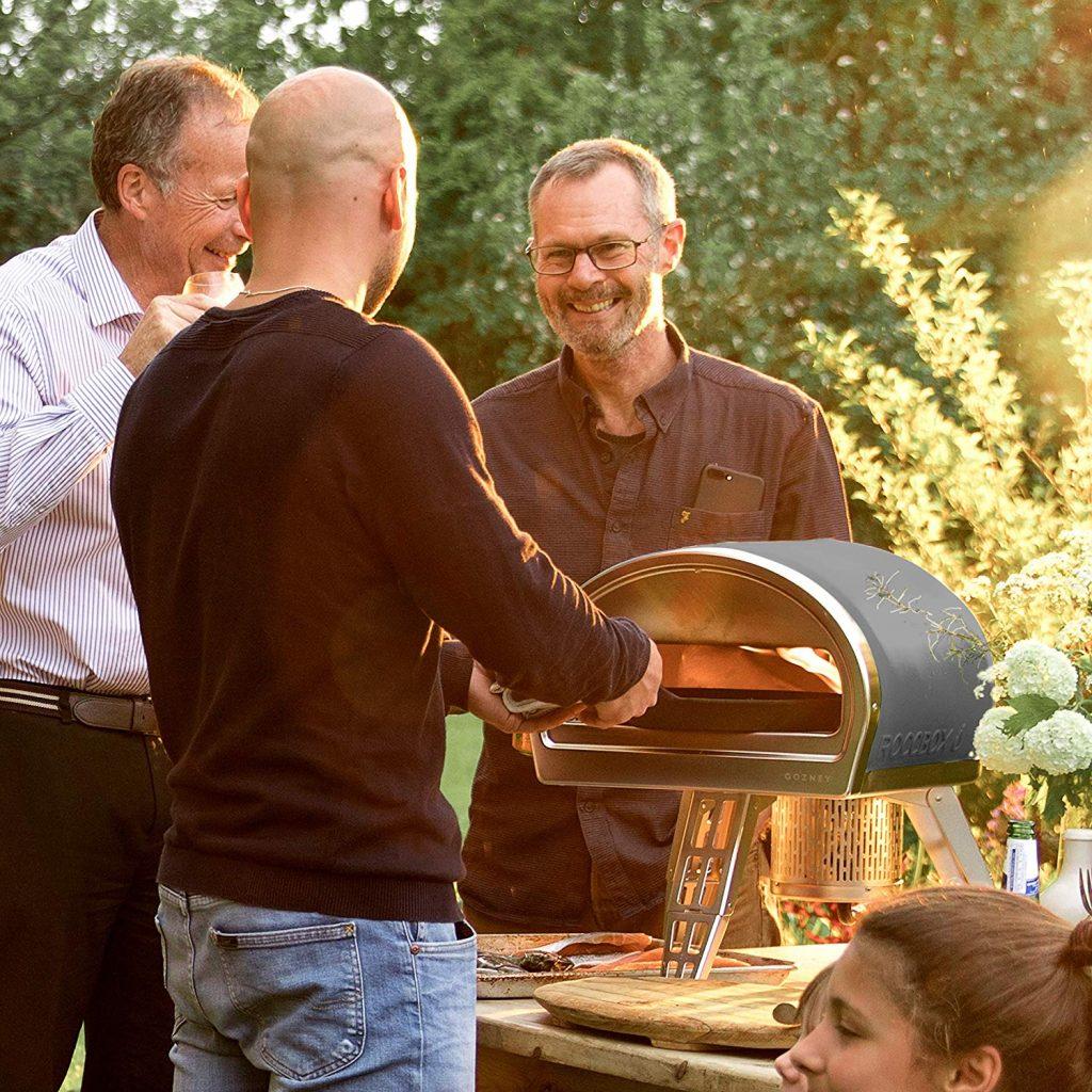 Roccbox portable outdoor oven - photo 1