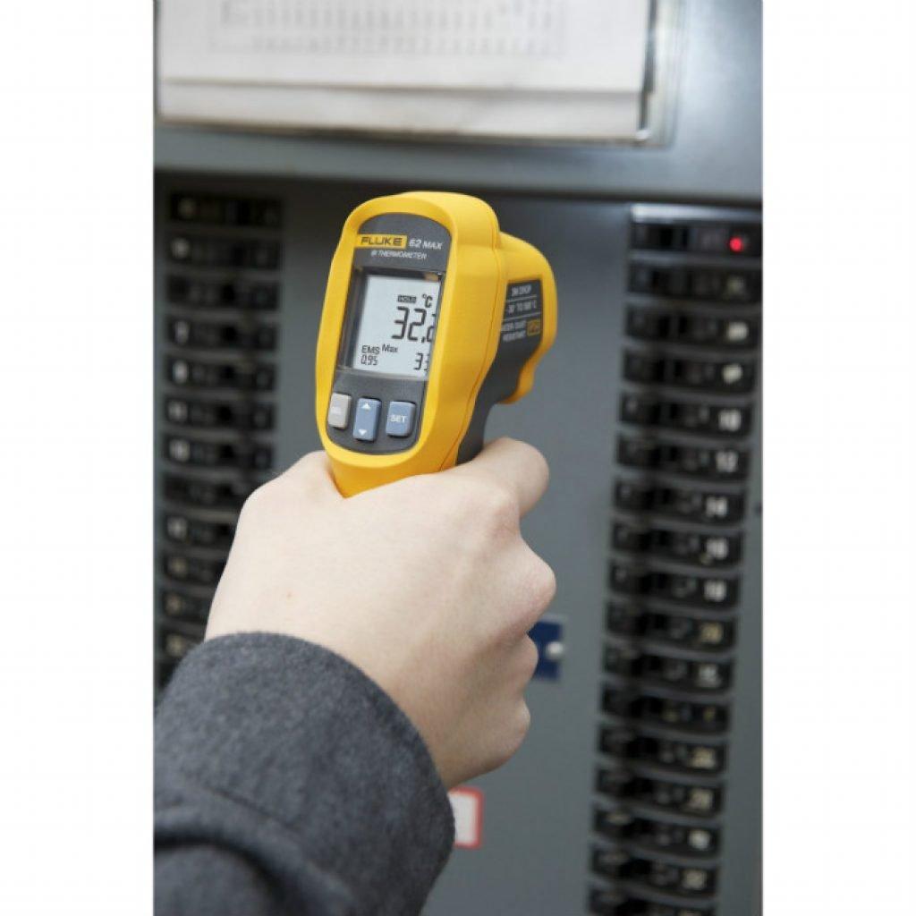 Fluke 62 max thermometer - photo 4