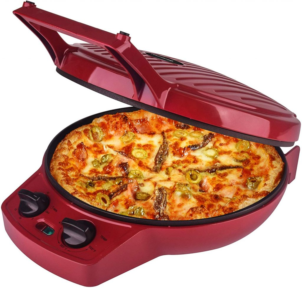Courant pizza maker cooker calzone 1440 - photo 1