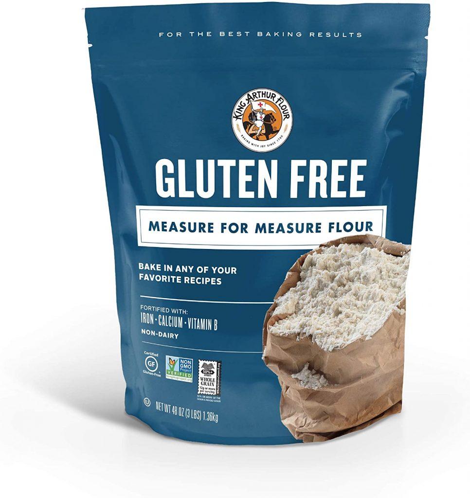 King Arthur Flour, Measure for Measure Flour, Gluten Free, 3 Pound