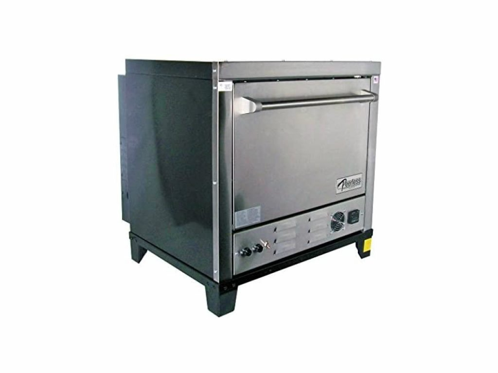 Peerless-Ovens-Model-CE131PE-Three-Phase-3-Shelf-Electric-Counter-Model-Pizza-Oven