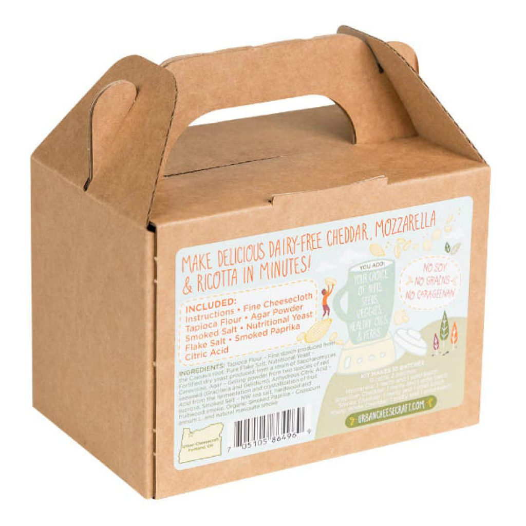 Deluxe Dairy Free Cheese Making Kit