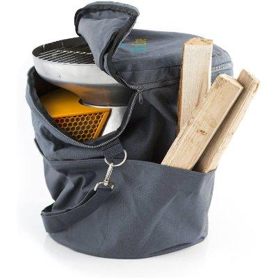BioLite Basecamp Wood Burning Stove System in a bag
