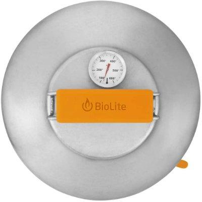 BioLite Basecamp Wood Burning Stove System thermometre