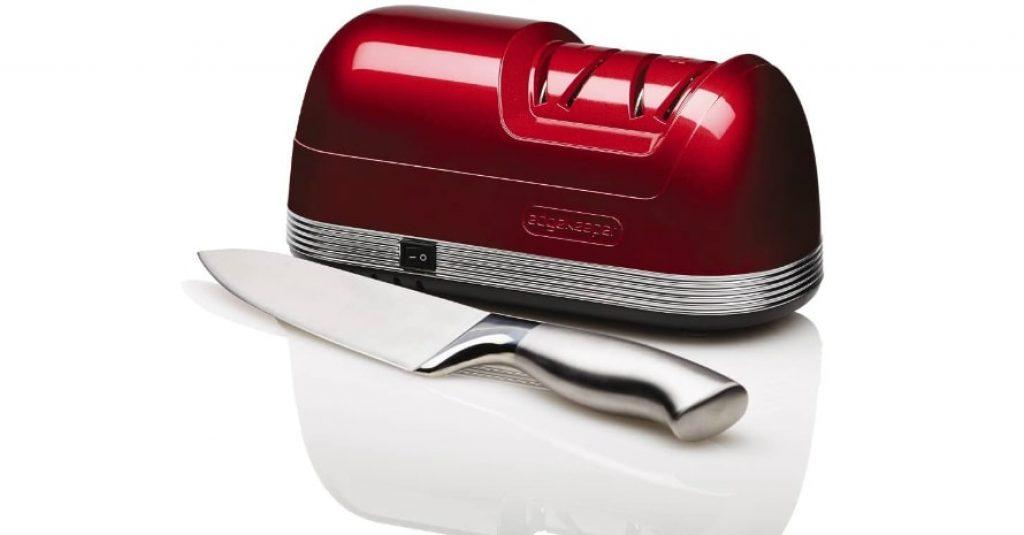 EdgeKeeper Electric Knife Sharpener Red 825