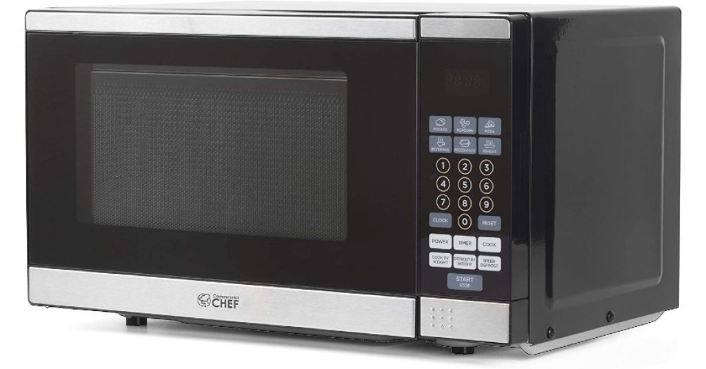 Commercial Chef CHM770SS Microwave