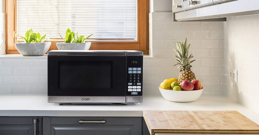 Commercial Chef CHM770SSMicrowave
