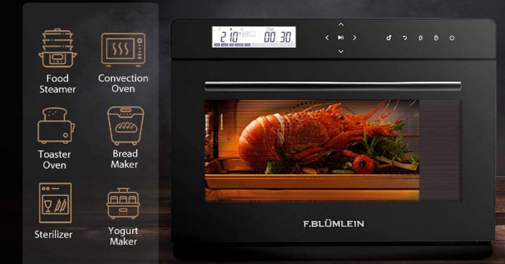 F.BLUMLEIN Steam Oven